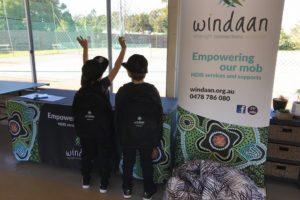 Therapists Visit Windaan